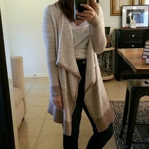 Banana Republic Oversized Cardigan